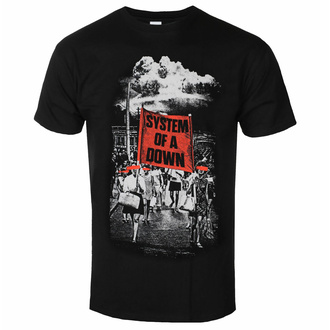 Moška majica System Of A Down - Banner March - ROCK OFF, ROCK OFF, System of a Down