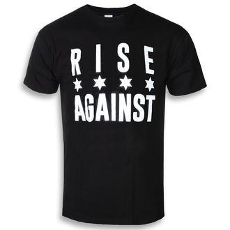 Moška majica Rise Against - Chicago Flag White - KINGS ROAD, KINGS ROAD, Rise Against