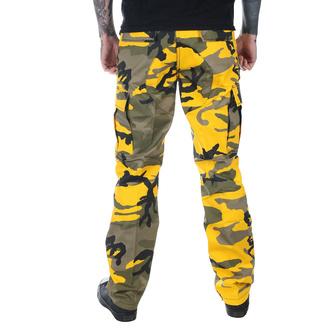 hlače moški ZDA BDU - ARMY - RUMENA ZELENA CAMO, MMB