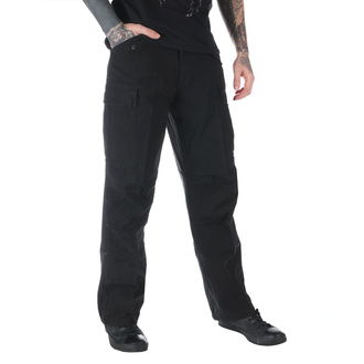 hlače moški M65 Pant NyCo oprano - Black, MMB