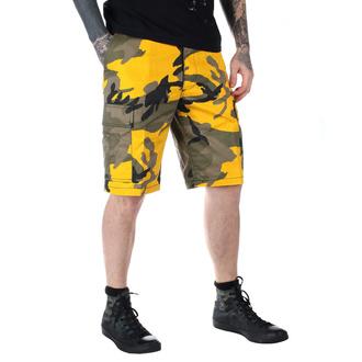 kratke hlače moški ZDA BDU - YELLOW-CAM, MMB