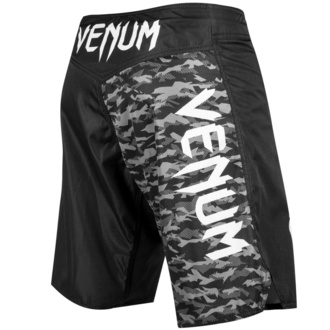 Moške kratke hlače VENUM - Light 3.0 Fightshorts - Črna / Urban Camo, VENUM