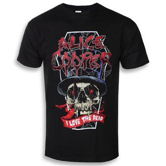 Moška metal majica Alice Cooper - Love The Dead (Nov) - ROCK OFF, ROCK OFF, Alice Cooper