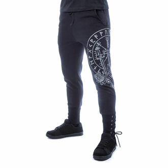 Moške hlače (trackpants) VIXXSIN - ZAPPA - ČRNA, VIXXSIN