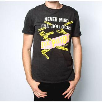 Moška metal majica Sex Pistols - Never Mind The Bollocks - AMPLIFIED, AMPLIFIED, Sex Pistols