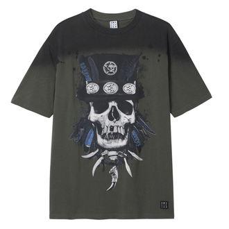 Moška majica - KHAKI - AMPLIFIED, AMPLIFIED