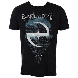 majica kovinski moški Evanescence - SPACE MAP - PLASTIC HEAD, PLASTIC HEAD, Evanescence