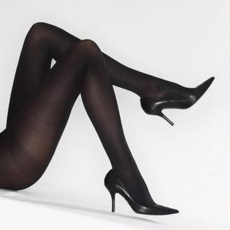 nogavice LEGWEAR - 70 denier opaque - črna, LEGWEAR