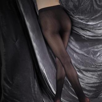 nogavice LEGWEAR - couture ultimates - na margaret - črna, LEGWEAR