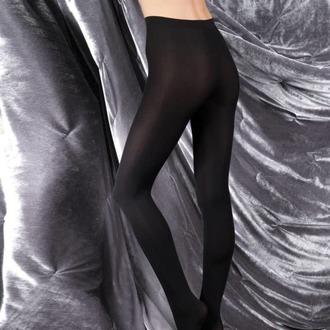 nogavice LEGWEAR - couture ultimates - na sarah - črna, LEGWEAR