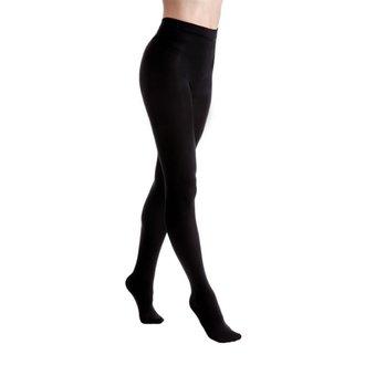 Hlačne nogavice LEGWEAR - Fashion velvet fleece lined - Črna, LEGWEAR