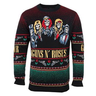 Moški pulover Guns N' Roses - HOLIDAY 19 - BRAVADO, BRAVADO, Guns N' Roses